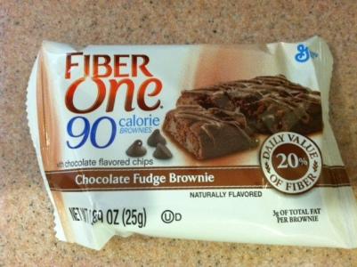 Fiber One 90 Brownie