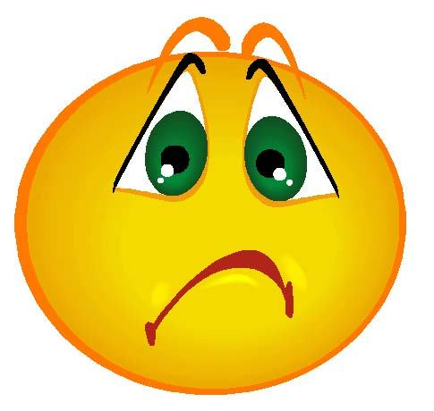 Disappointed Face Clipart service | Seaso...