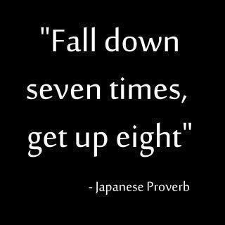 The Path to Fall Down Seven Times, Get Up Eight, by David Mitchell