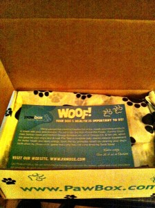WOOF! Your dogs healht is important to us.