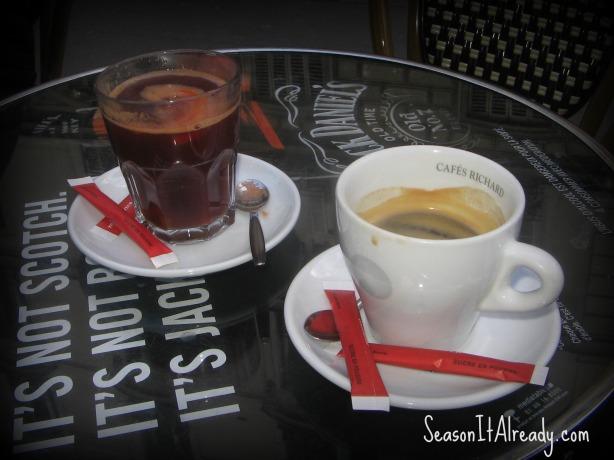 Vin Chaud & Espresso