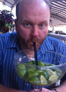 Rob drink