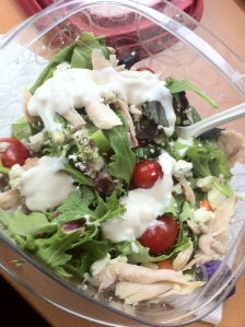 Salad with