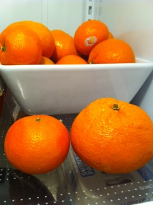 Growing Clementines