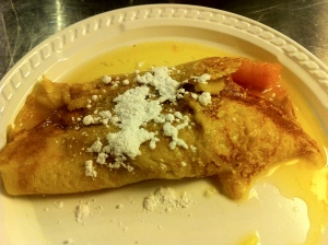 Thurs-Citrus Crepe