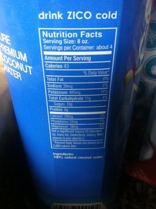 Cocnut Water 2