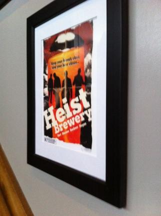 Heist-post