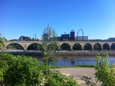 1-stone arch bridge