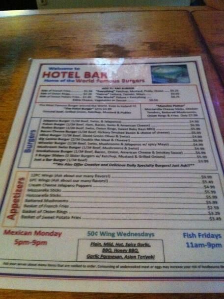 Hotel Bar 8