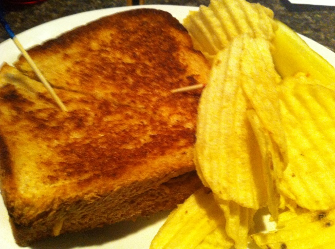 Piper's Grilled Cheese