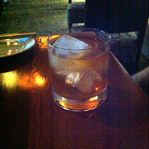 Bobby Burns    11 Dewar's, sweet vermouth, Benedictine