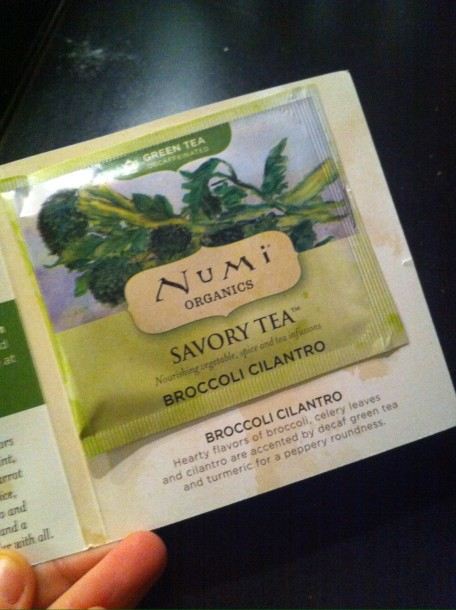 Goodies-Savory Tea