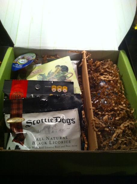 September Goodies Box
