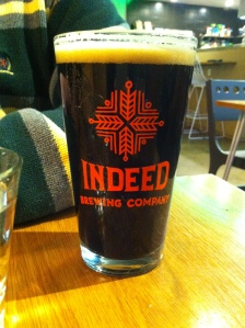 Indeed Midnight Ryder Black Ale