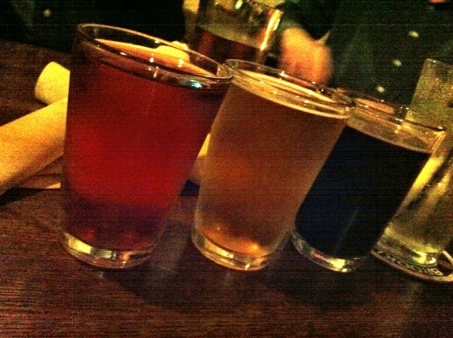Republic Beer Flight - 8 oz pours of any three different beers