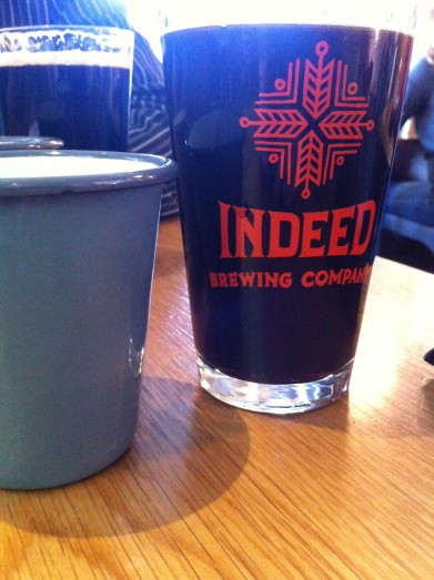 Indeed Stir Crazy Winter Ale -