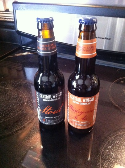CW - BB beer bottles