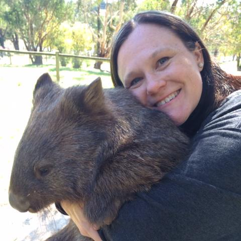 carrie wombat