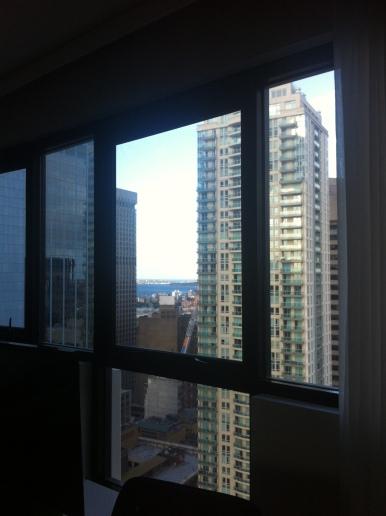 Sydney - Hotel View