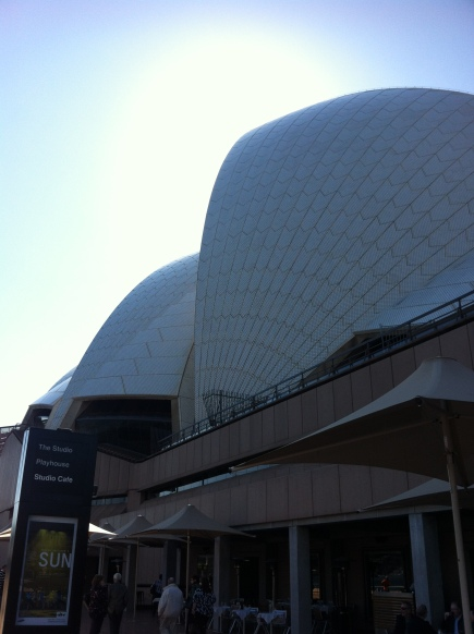 Sydney Opera House - Detail