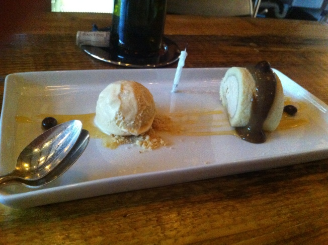 Terzo Dessert