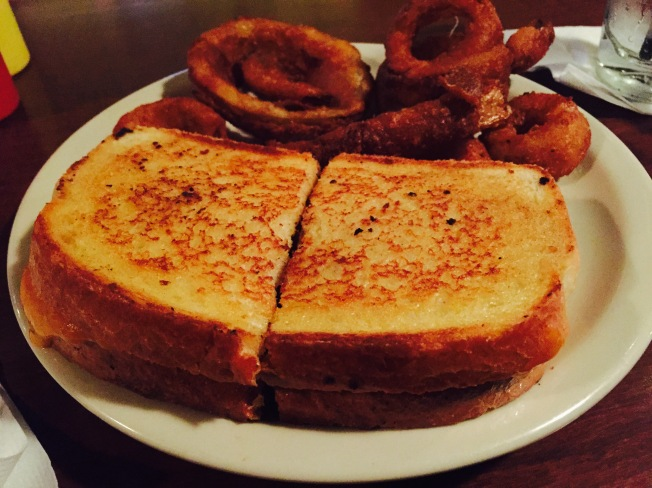 Gourmet Grilled Cheese - Renard's Cheddar Cheese, Nueske's Bacon &Tomato Jam