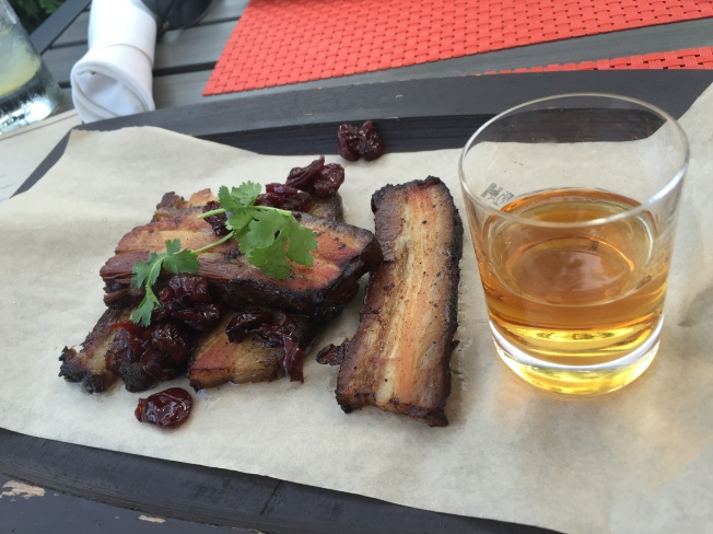 Bacon & Bourbon - $13