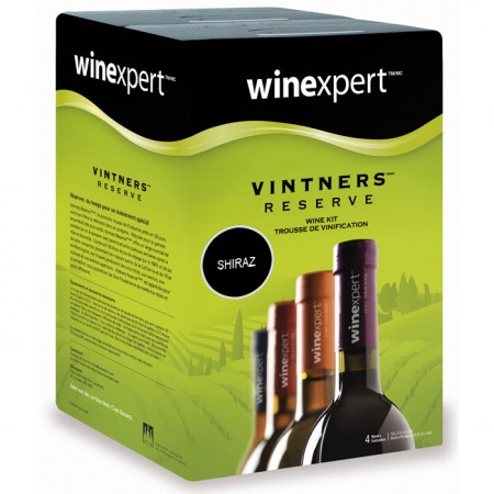 Wine Expert Vintners Reserve Shiraz
