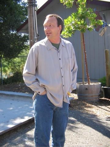 Guy Davis - the king of Pinot Noir (imho)